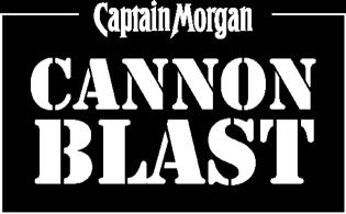 Captain Morgan Event Logo